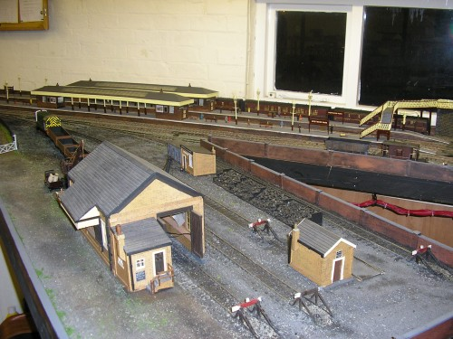Westwood Park Mansfield Model Railway Exhibition